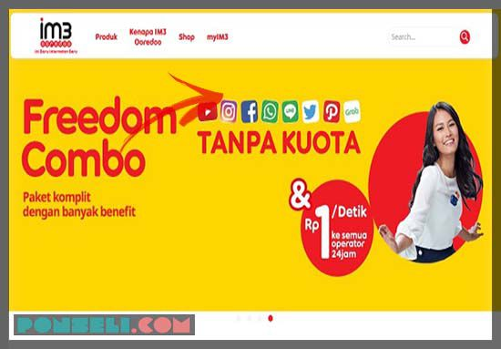 Paket Internet Speed Booster