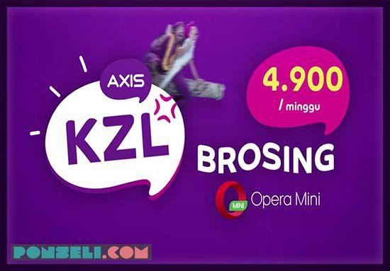 Paket Internet KZL