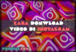 Cara Donwload Video Di Instagram