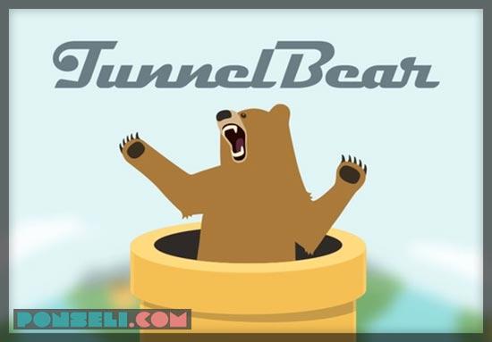 Cara Membuka Situs Dengan Tunnel Bear