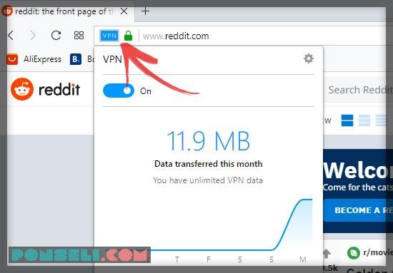 Cara Membuka Situs Internet Positif Dengan Opera Browser
