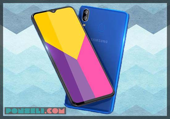 Koneksivitas Samsung Galaxy M10