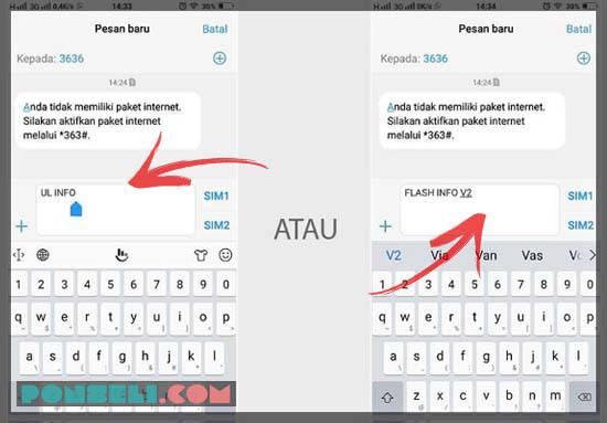 7 Cara Cek Kuota Telkomsel Terbaru 2021 Ponseli Com