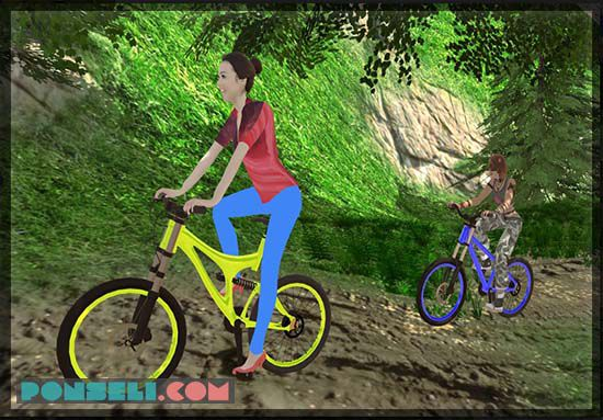 Game Balap Sepeda Android