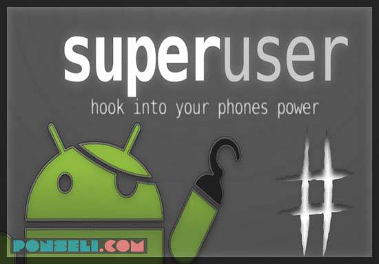 Aplikasi Superuser