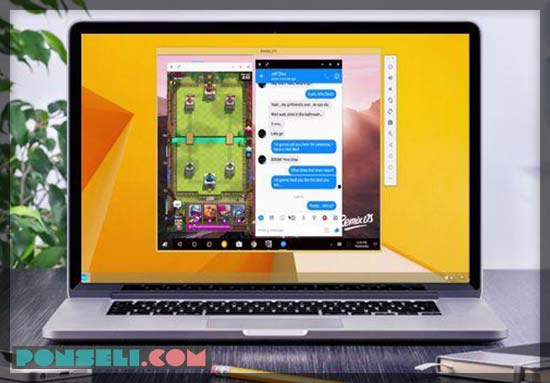 Emulator Android Remix OS Player