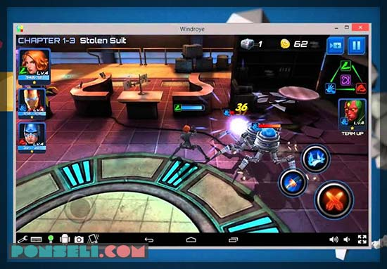 Emulator Android Windroye