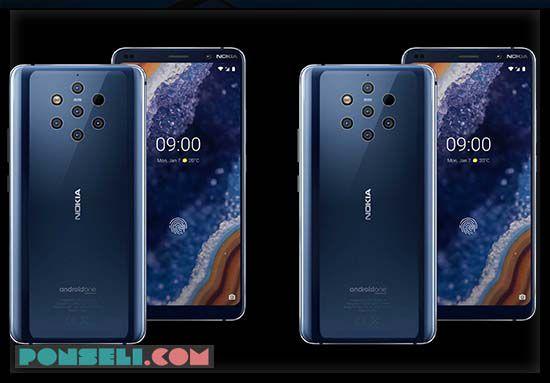 Gambar Nokia 9 PureView