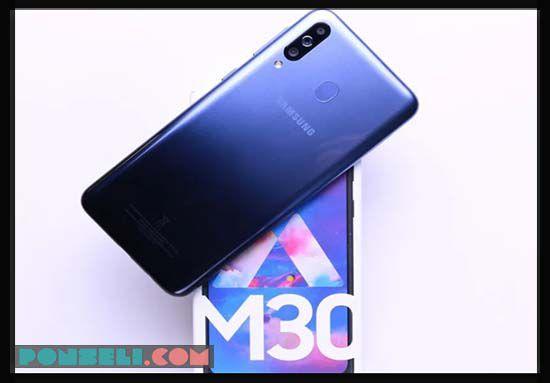 Gambar Samsung Galaxy M30