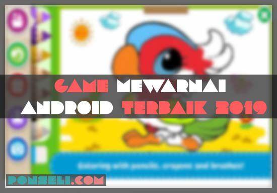 Game Mewarnai Android Terbaik