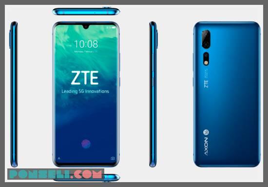 Harga ZTE Axon 10 Pro 5G