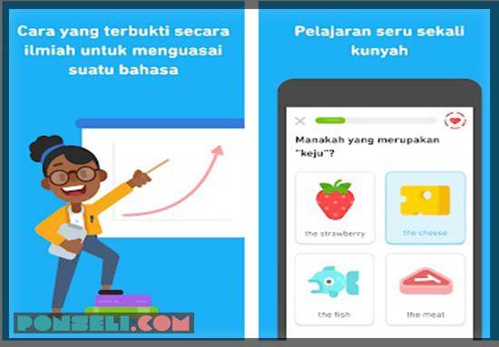 Rekomendasi Aplikasi Belajar Bahasa Inggris Offline