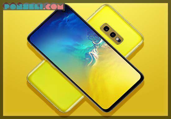 Spesifikasi Dan Harga Samsung Galaxy S10e