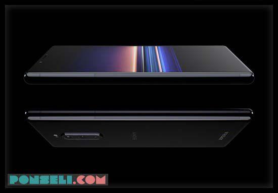 Spesiifkasi Sony Xperia 1