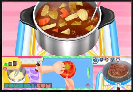 Cooking Mama : Let's Cook