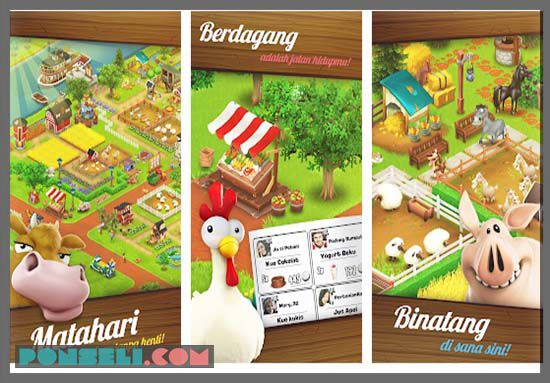 Game Berkebun Android