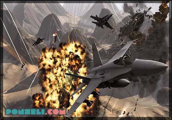 Game Pesawat Terbang Perang