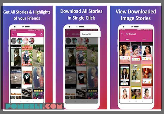Aplikasi Download Video Instagram DI ios