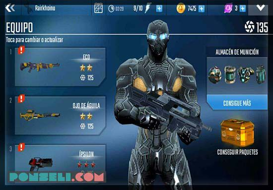 Game Android Perang