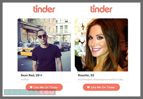 Aplikasi Cari Jodoh Tinder