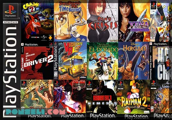 Download Game PS1