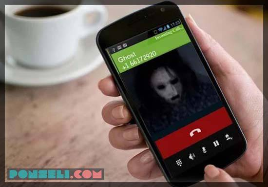 Fake Call Ghost