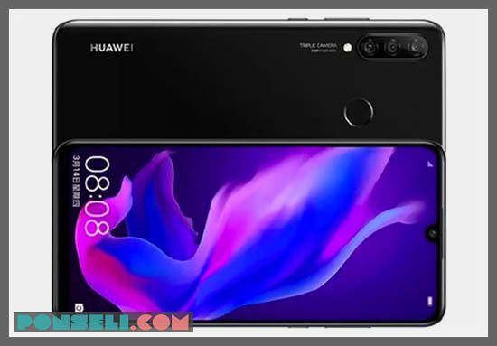 Gambar Huawei Nova 4e