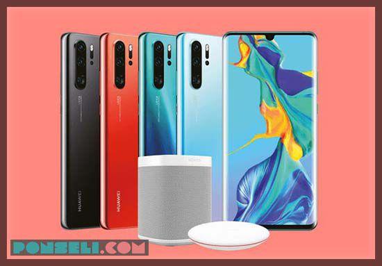 Gambar Huawei P30