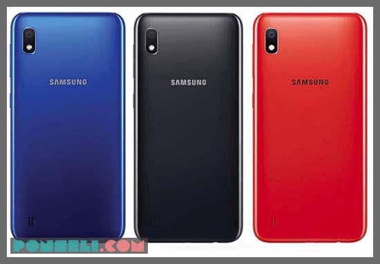 Gambar Samsung Galaxy A10