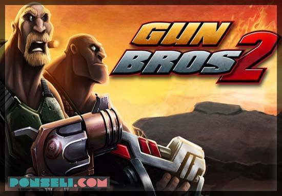 Game Android Ringan Gun Bros 2