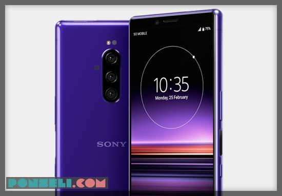 Harga Hp 5G Sony