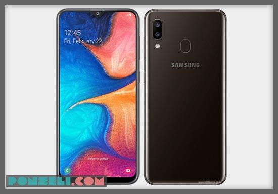 Harga Samsung Galaxy A20