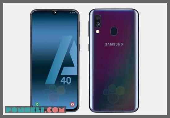 Harga Samsung Galaxy A40