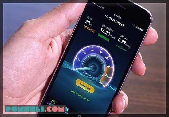 Koneksi Internet 4G