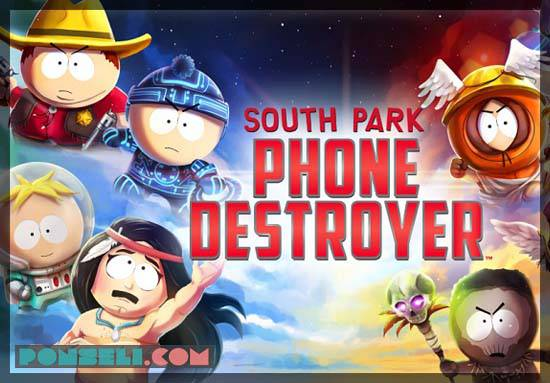 South Park Phone Destory