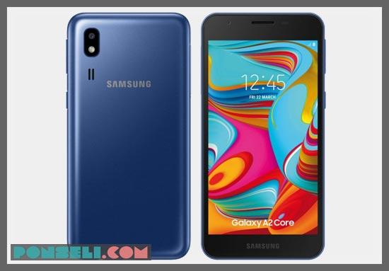 Spesifikasi dan Harga Samsung Galaxy A2 Core