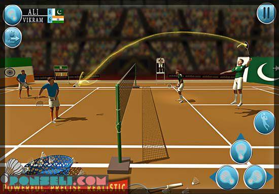 Permainan Badminton Multiplayer