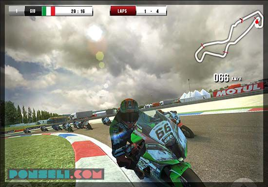 game moto gp android apk+data