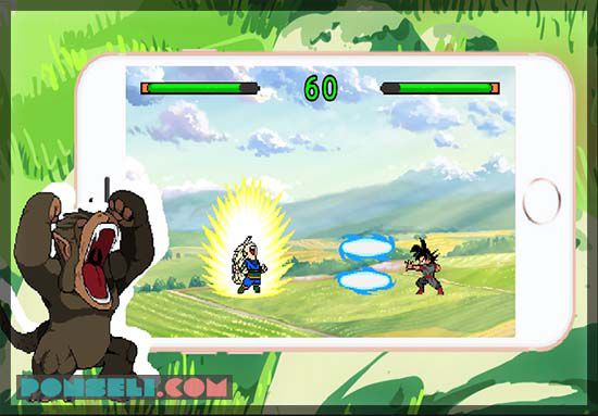 Game Dragon Ball Android Terbaru