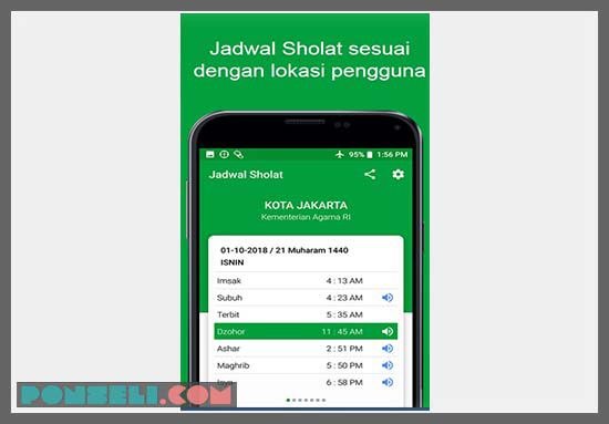 download aplikasi alarm adzan