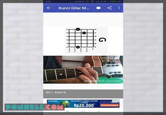 apk untuk belajar gitar