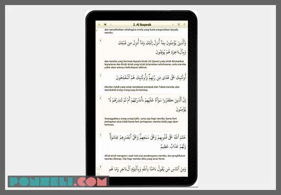 Aplikasi Al Quran Android Terbaru