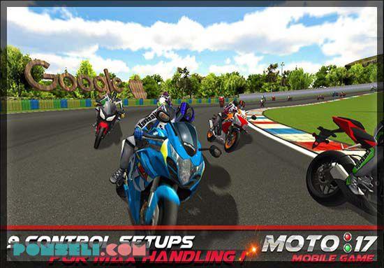 Game Balapan Motor