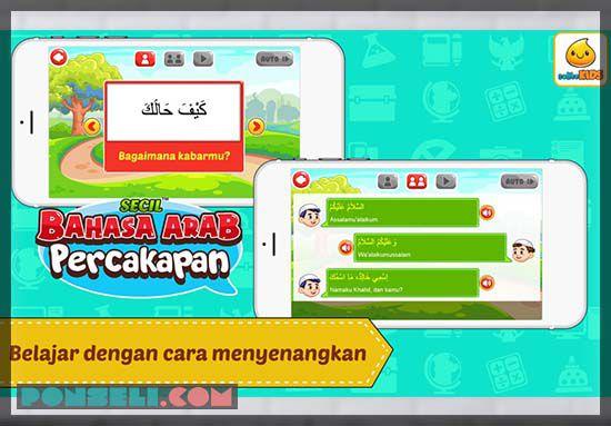 Belajar Bahasa Arab Offline