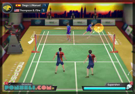 Game Badminton Offline
