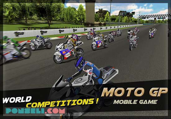 Game Balapan Motor Android