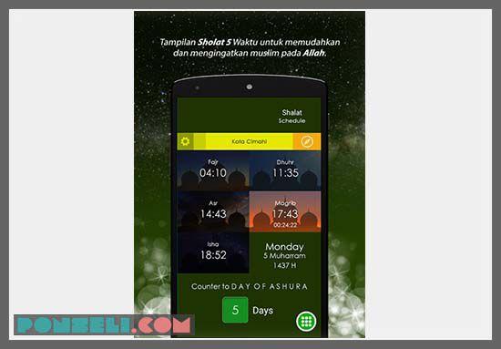 Alarm Adzan MP3