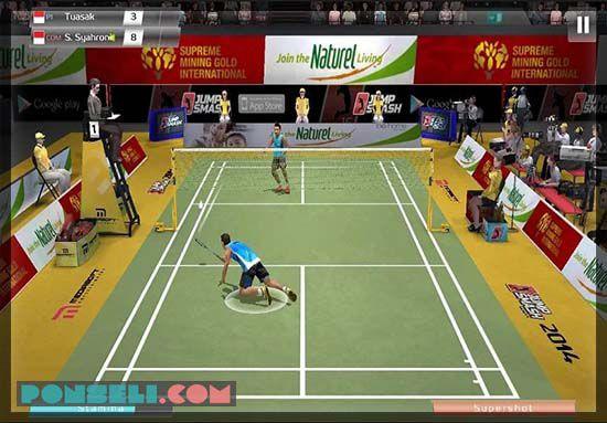 Game Bulu Tangkis Multiplayer