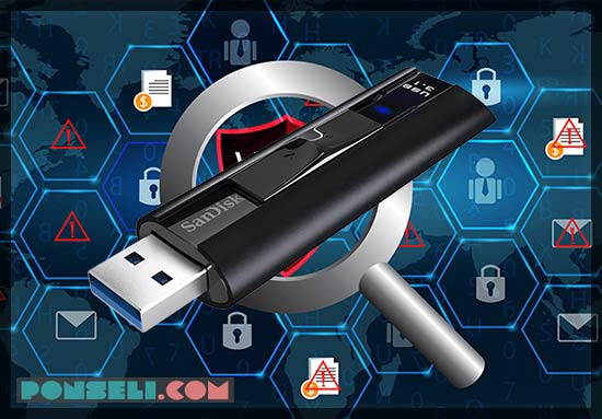 Anti Virus Flashdisk