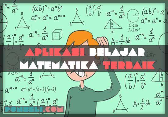 Aplikasi Belajar Matematika Terbaik